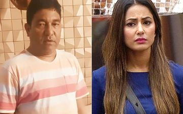 Hina Khan's Father Blocks All Her Credit And Debit Cards, Says 'You Should Be Saving Money'; Actress Is SHOCKED- VIDEO