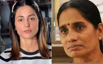 Nirbhaya Convicts Hanged: Hina Khan Shares Pic Of A Teary-Eyed Asha Devi; Says 'You're An Example For Everyone'
