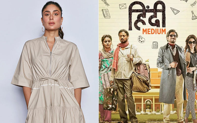 Kareena Kapoor Khan Watched Irrfan Khan's Hindi Medium After Signing Angrezi Medium