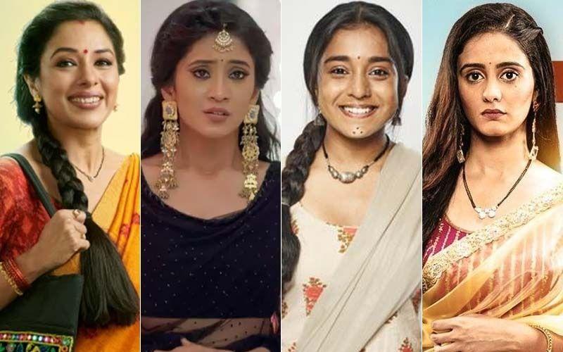 HIT OR Flop: Anupamaa, Yeh Rishta Kya Kehlata Hai, Imlie Or Ghum Hai Kisike Pyaar Mein? Shows That Topped The TRP Chart