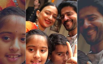 Hiten Tejwani Pampering Her Daughter Is Every Father Ever; Gauri Pradhan Posts A Video And Says, 'She Makes Him Dance On Her Little Finger