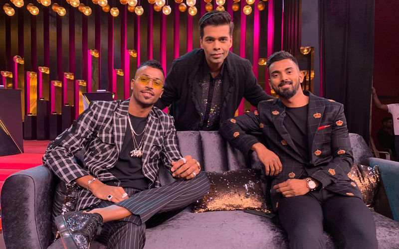 Karan Johar Breaks His Silence On Hardik Pandya-KL Rahul Controversy, 'I Haven't Slept Many Nights, Feel Very Responsible'