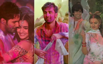 Holi 2020: Mere Angne Mein, Rang Barse, Balam Pichkari; Holi Songs That Are A Must On Your Playlist
