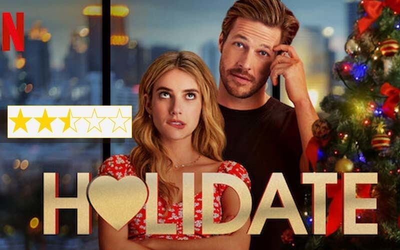 Holidate Review: Starring Emma Roberts And Luke Bracey This Rom-Com Is Silly Fun