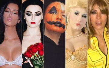 HOLLYWOOD'S HOT METER: Kim Kardashian, Demi Lovato, Gigi Hadid, Sophie Turner Or Elizabeth Hurley?