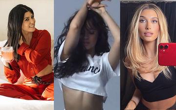 HOLLYWOOD'S HOT METER: Kourtney Kardashian, Camila Cabello Or Hailey Baldwin - Sassy Ladies In Crop Tops
