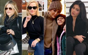 HOLLYWOOD'S HOT METER: Kylie Jenner, Jennifer Lopez, Jennifer Aniston Or Reese Witherspoon - Winter Fashion On Fleek