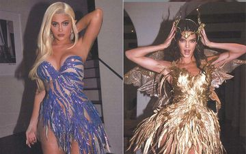 HOLLYWOOD'S HOT METER: Kylie Jenner Or Kendall Jenner - Fairies Of The K-Clan We Stan