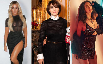 HOLLYWOOD'S HOT METER: Meghan Fox, Monica Belluci Or Khloe Kardashian - The Game Of Sheer