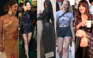 HOLLYWOOD'S HOT METER: Priyanka Chopra, Katie Holmes, Kylie Jenner, Sophie Turner Or Dakota Johnson?