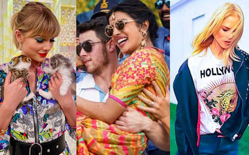 HOLLYWOOD'S HOT METER: Taylor Swift, Priyanka Chopra Or Nicole Kidman - Ladies In Love With Colours