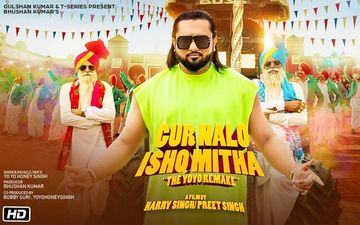 Honey Singh Ft. Malkit Singh 'Gur Nalo Ishq Mitha-The Yo Yo Remake' Will Play Exclusively On 9X Tashan