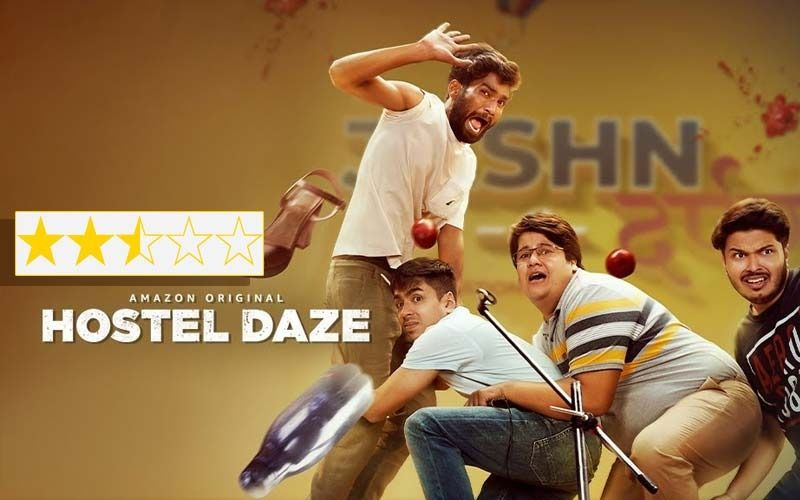 Hostel Daze Season 2 Review: Amir Musanna's Show Will Surely Make You Recollect Your Hostel Memories But Don't Expect Anything More Out Of It
