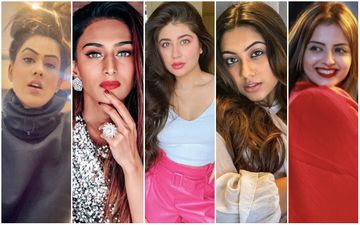 Hottest TV Actresses On Insta This Week: Nia Sharma, Erica Fernandes, Reem Shaikh, Aditi Bhatia And Shrenu Parikh
