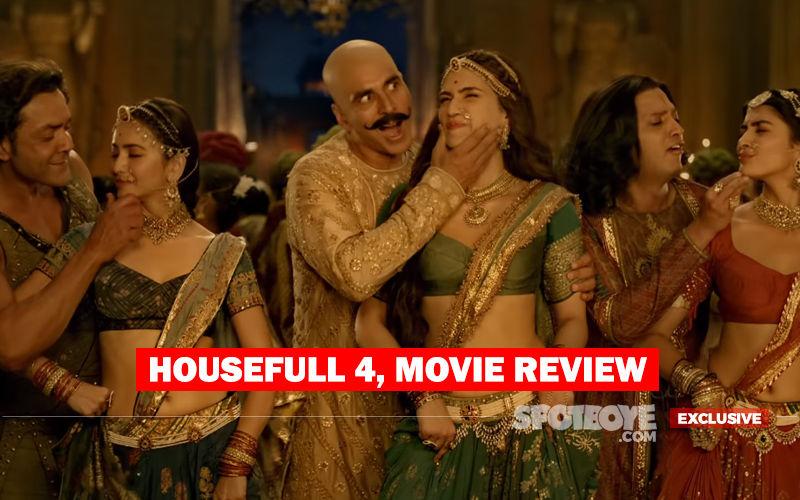 Housefull 4, Movie Review: Fine, This Akshay Kumar-Led Movie Ka Housefull Toh Ho Jayega