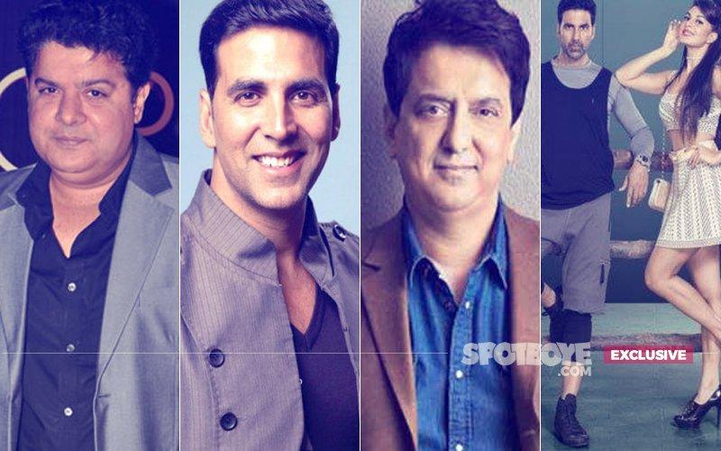 LOVE AGAIN Between Akshay Kumar & The Two Sajids: Result Is HOUSEFULL 4!
