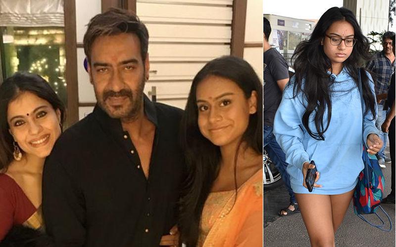 सोशल मीडिया पर अब अजय देवगन और काजोल की बेटी न्यासा हुई ट्रोल, ड्रेस को लेकर लोगों ने किया कमेंट
