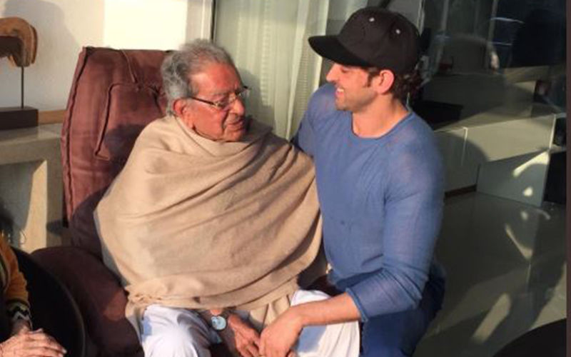 Hrithik Roshan's Grandfather, Filmmaker J Om Prakash, Passes Away At 93