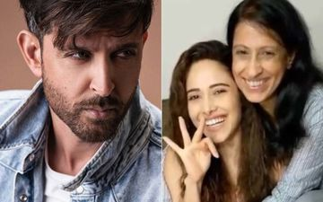 Hrithik Roshan Makes Mother's Day Special For Dream Girl Actress Nushrat Bharucha's Mom; Find Out How-VIDEO