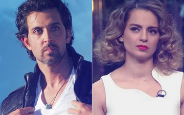 "Hrithik Roshan Tells Event Organisers ""NO MEDIA"". Is He Still Avoiding The Kangana Ranaut Question?"