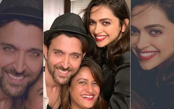 Working With Hrithik Roshan Has Always Been On Deepika Padukone's List; Says, 'Kya Naachta Hai, Kya Dihkta Hai'