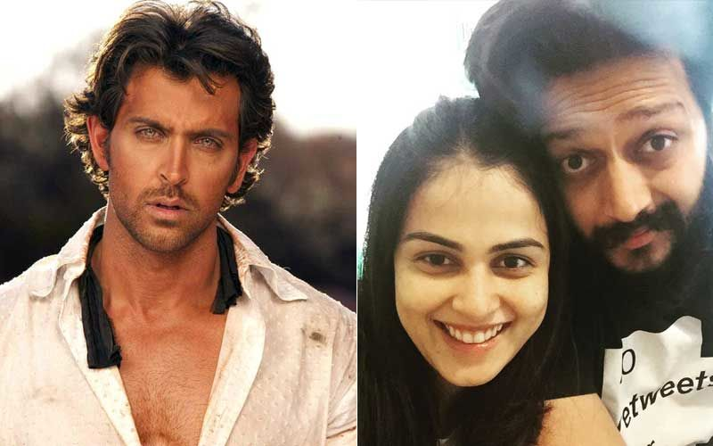 Maharashtra Floods: Hrithik Roshan Is 'Deeply Grieved'; Riteish-Genelia Deshmukh Donate 25 Lakh