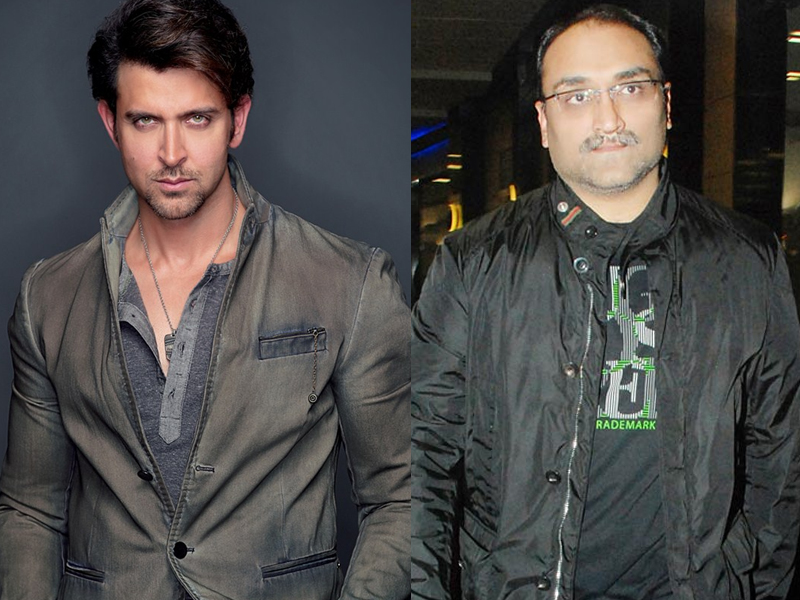 hrithik roshan and aditya chopra