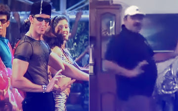 Watch: After Govinda, Dancing Uncle Steps Into Hrithik Roshan's Shoes