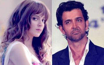 Hrithik Roshan & Kangana Ranaut's 'Love Affair' Is A Big Joke On Twitter!