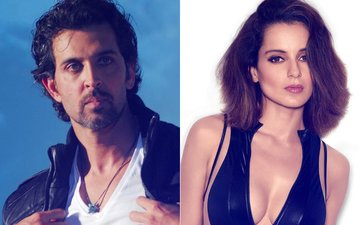 Hrithik Accuses Kangana Of Sending 'Sexually Explicit' Emails In Police Complaint