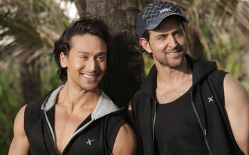 Hrithik Roshan And Tiger Shroff Starrer To Be Titled As Fighters?