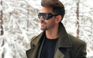 Hrithik Roshan Receives A Gift From A Little Fan And His Action Will Melt Your Heart
