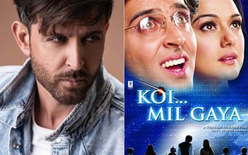 Hrithik Roshan's Fan Observes Jadoo's 2nd Thumb In Koi Mil Gaya; Actor Enlightens Him With Interesting Trivia