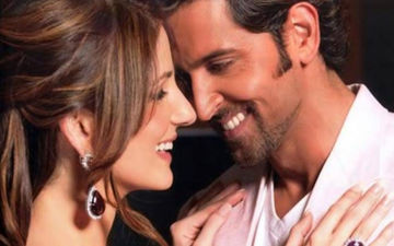 """Hrithik Roshan On His Relationship With Ex-Wife Sussanne: """"Love Can't Turn Into Hate. If It's Hate, It Wasn't Love"""""""