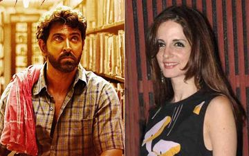 Hrithik Roshan's Ex-Wife Sussanne Khan Can't Stop Praising His Act In Super 30; Calls It His Best Performance Ever