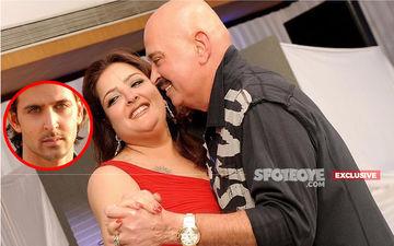 Hrithik Roshan's Sister Sunaina Breaks Her Silence On Papa Rakesh Roshan's Cancer