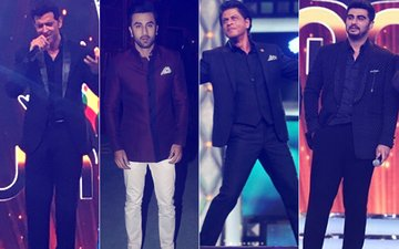 UMANG 2018: Hrithik Roshan, Ranbir Kapoor, Shah Rukh Khan & Arjun Kapoor Enthral Audience With Dhamakedaar Dances