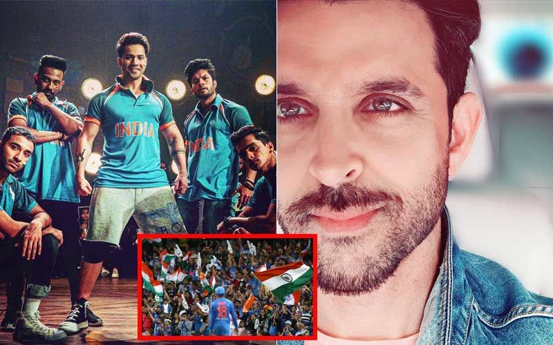 India Vs New Zealand 2019: Hrithik Roshan, Varun Dhawan & Other Celebrities Cheer For India At World Cup 2019 Semi-Final
