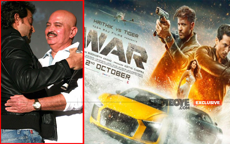 Hrithik's Dad Rakesh Roshan Reacts On Day 1 Bonanza Of War And This Is What He Says- EXCLUSIVE