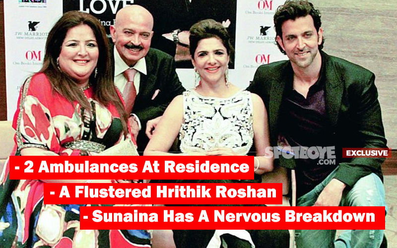 Hrithik's Sister, Sunaina Roshan's REAL Story- Let's Be Sensitive To The Family!