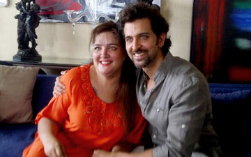 """Hrithik Roshan Opens Up About Sister Sunaina's Allegations Against Him And Their Parents: """"This Is An Internal, Private And Sensitive Matter"""""""