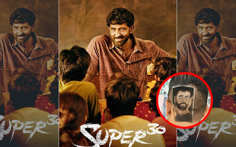 Super 30 Takes The Nation By Storm; A Die-Hard Fan Gets A Haircut Of Hrithik Roshan's Look - See Pictures!