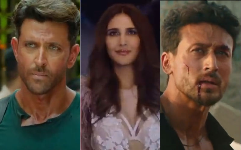 War Trailer Released: Hrithik Roshan And Tiger Shroff's Face-Off Will Leave You Breathless, So Will Vaani Kapoor