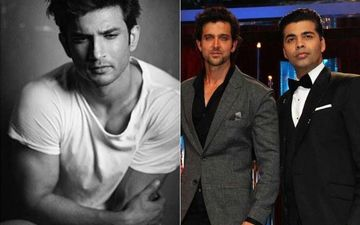Sushant Singh Rajput Death: Hrithik Roshan Comments 'Lovely Karan' On KJo's Condolence Post For SSR; Fans Furiously Question, 'How Is This Lovely?'