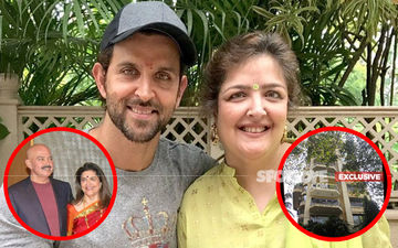"Hrithik Roshan's Sister Sunaina Explodes: ""If My Brother Can Stay Separately From Parents, Why Can't I?"""