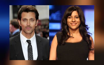 Hrithiks Heart Beats For Zoya