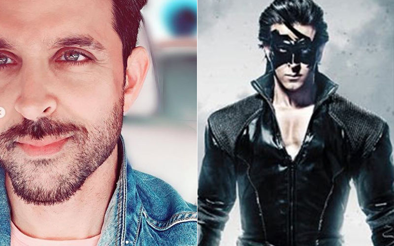Krrish 4: Hrithik Roshan Confirms His Superhero Film Is In The Final Stage Of Scripting
