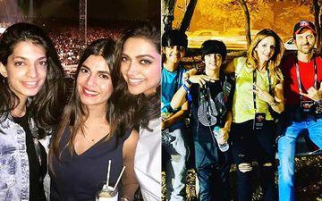 U2 Concert Inside Pics: Deepika Padukone, Malaika Arora, Neha Dhupia, Sussanne Khan Celebrate On A High Note