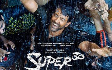 सुपर 30 का ट्रेलर हुआ रिलीज़, अध्यापक आनंद कुमार की भूमिका में दिखे ऋतिक रोशन