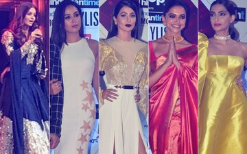 BEST DRESSED & WORST DRESSED At The HT Most Stylish Awards, 2018: Aishwarya Rai, Mira Rajput, Hina Khan, Deepika Padukone Or Sonam Kapoor?
